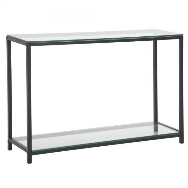 stil avlastningsbord svartglas jpg